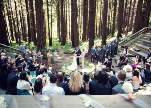 Rentals for Berkeley botanical garden wedding
