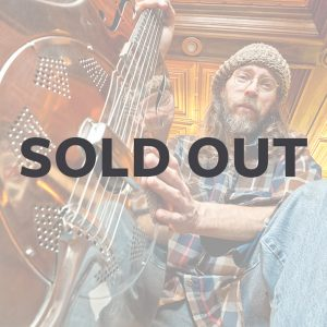 Charlie Parr Sold Out