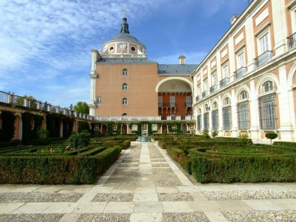 Royal Palace of Aranjuez, Spain