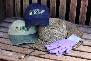 Garden Hat and Gloves