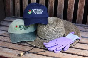 Garden Hat and Gloves